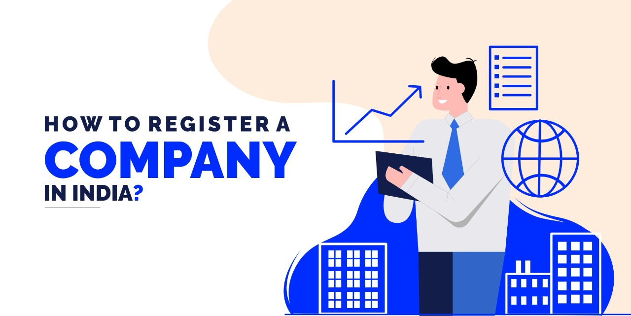 How to register a Company in India?